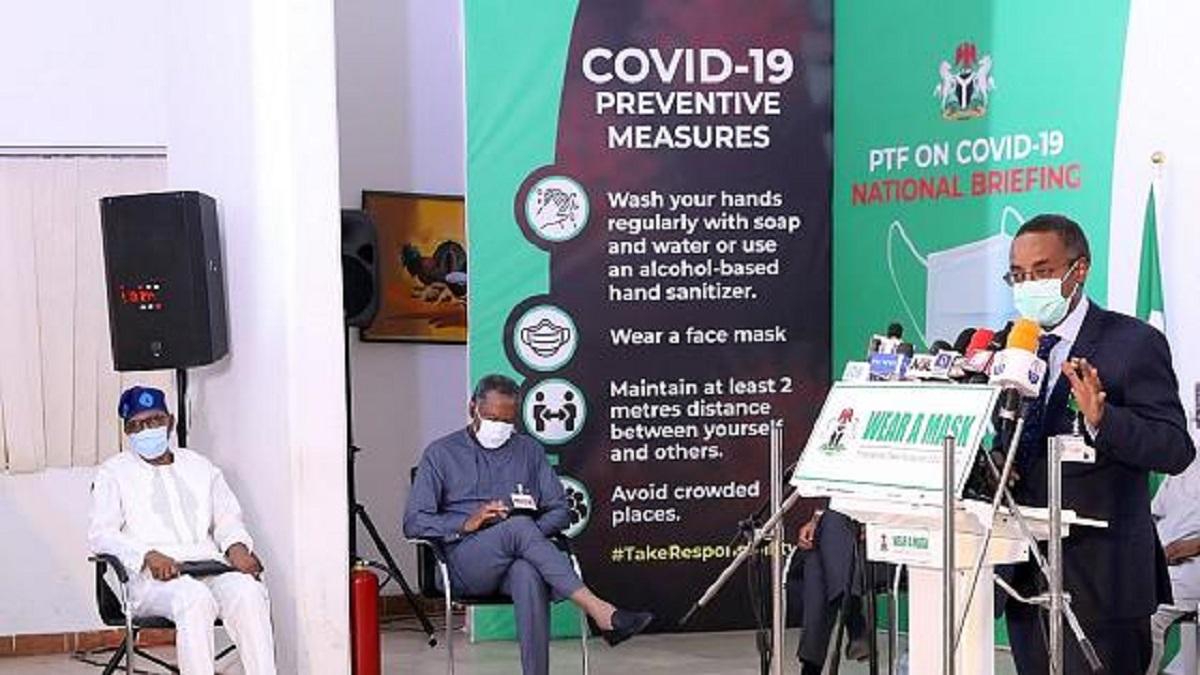 COVID-19: Nigeria records 576 new cases
