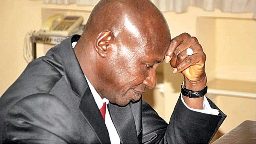 JUST IN: Magu released from detention