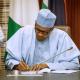 BREAKING: FG To Submit 2021 Budget Next Week –Senate