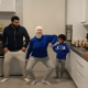 Meet the Cute Family Creating Commotion on Social Media, See their Dancing Steps