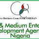 Get Up tp N1,000,000 - How to Apply for Business Grant From SMEDAN
