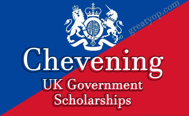 Fully Funded Chevening Scholarship 2020/2021 to Study in UK - Apply Here