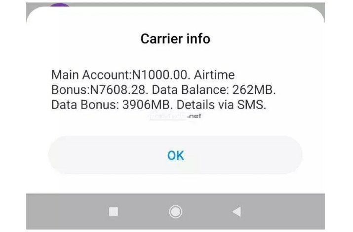 Bonus: Get 3.5GB Data & 5,000 free airtime on MTN (Nigeria, South Africa, Ghana) 1
