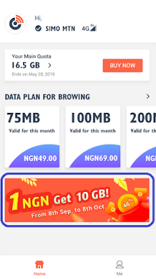 How to Activate 10GB for N1 on all Network - See Code 1