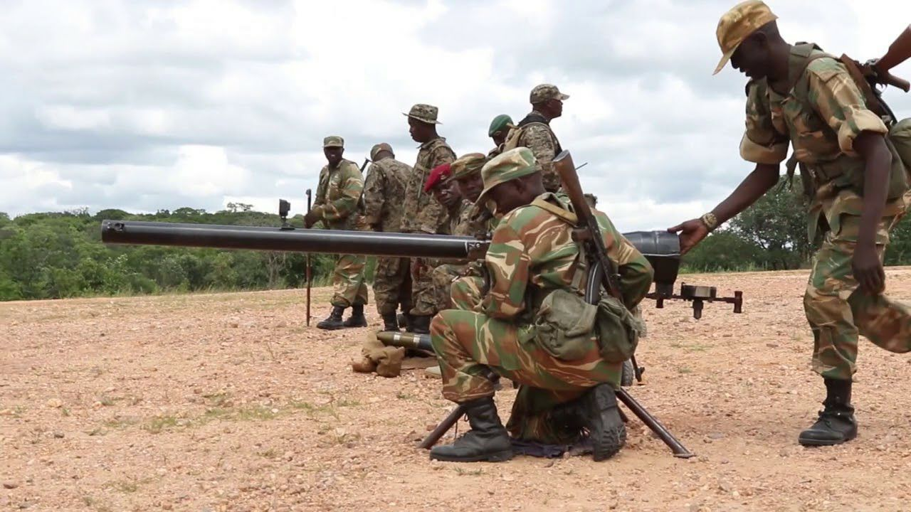 Zambia Army Recruitment 2020/2020 Application Details