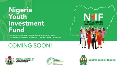 Application for Youth Investment fund 2020 www.nyif.nmfb.com.ng