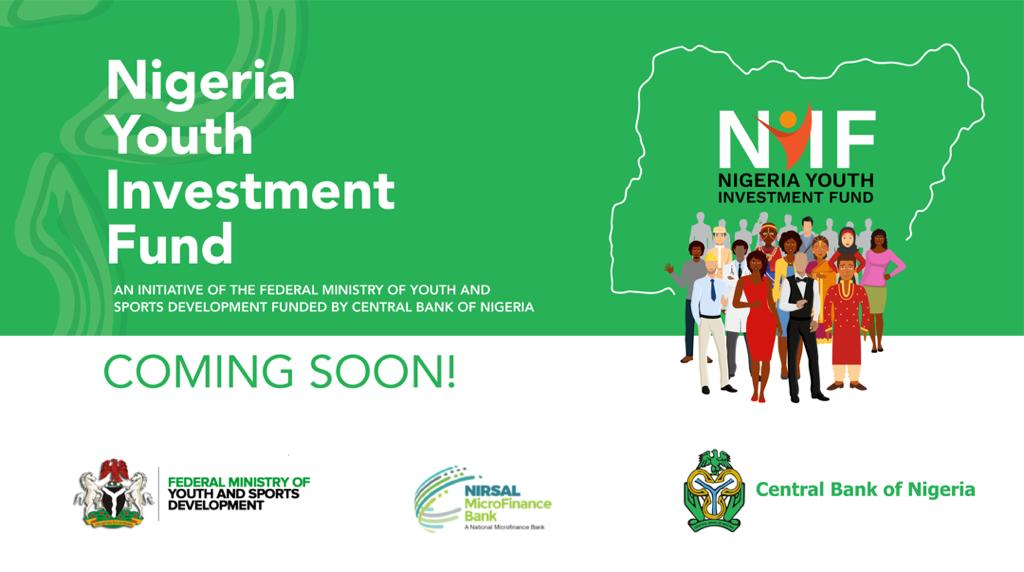 How To Apply For Nigerian Youth Investment Fund (NYIF) 2020