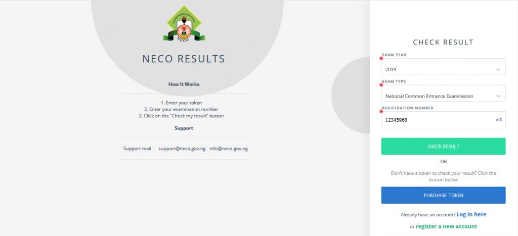 NECO NCEE: Common Entrance Result Checker 2020/2021 (Photo) 4