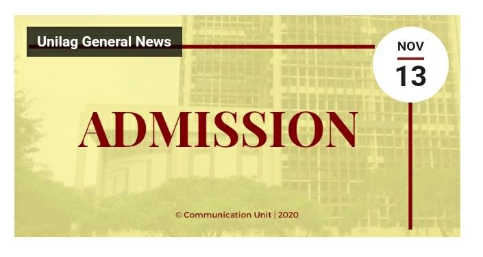 Unilag Re-printing of Examination Passes for 2020/2021 Post-UTME Begins 1
