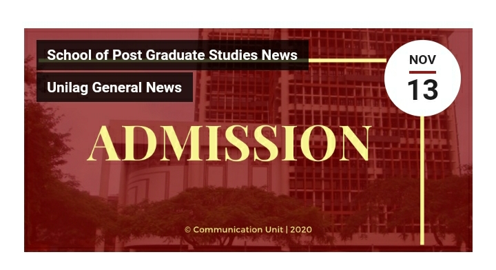 UNILAG Extend Date for Sale of Post Graduate form for 2020/2021 Academic Session 1