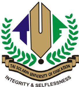 Tai-Solarin University of Education (TASUED) Postgraduate Admission Form for 2020/2021