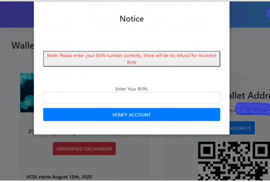How to Verify my inksnation Account with BVN, NIN, Code, KYC, Link