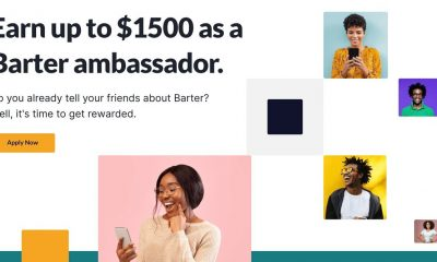 Update on: 2021 Flutterwave's Barter Student Ambassador Program – Application 3