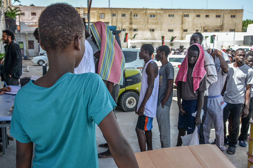 Libya: Child Protection Manager at International Rescue Committee