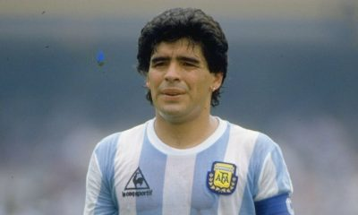 Breaking: Diego Maradona Dies at 60 Following heart attack - Photos