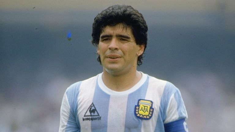 Breaking: Diego Maradona Dies at 60 Following heart attack - Photos