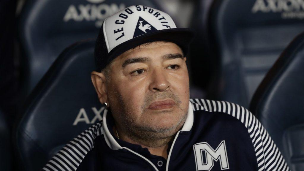 Breaking: Diego Maradona Dies at 60 Following heart attack - Photos 1