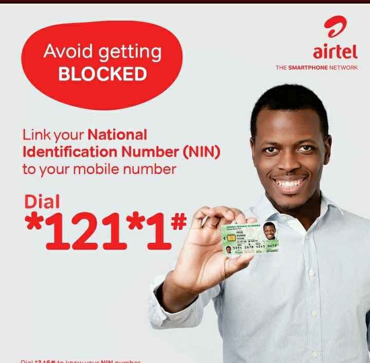 How to Link Your NIN Number with your Sim online (For Airtel Users)