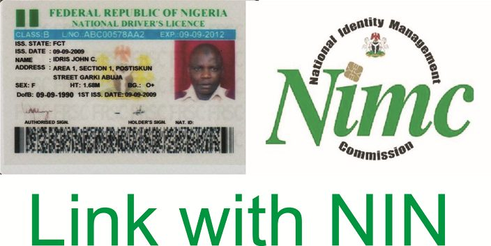 How to Link NIN Number with your Driver's License Online