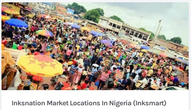 Inksmart: Inksnation Market Locations In Nigeria - Where to Shop this December