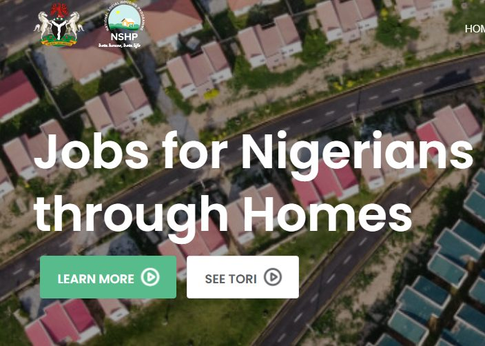 Massive Recruitment at Federal Ministry of Housing and Urban Development 2020 - NSHP
