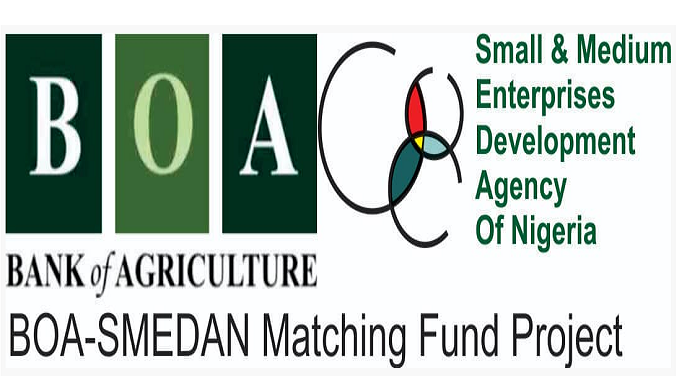 SMEDAN Matching Fund 2020 Application (Get up to N5 million Loan)