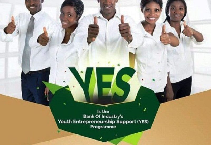 Youth Entrepreneurship Support (YES) Loan Application 2021 - Get up to N5 Million