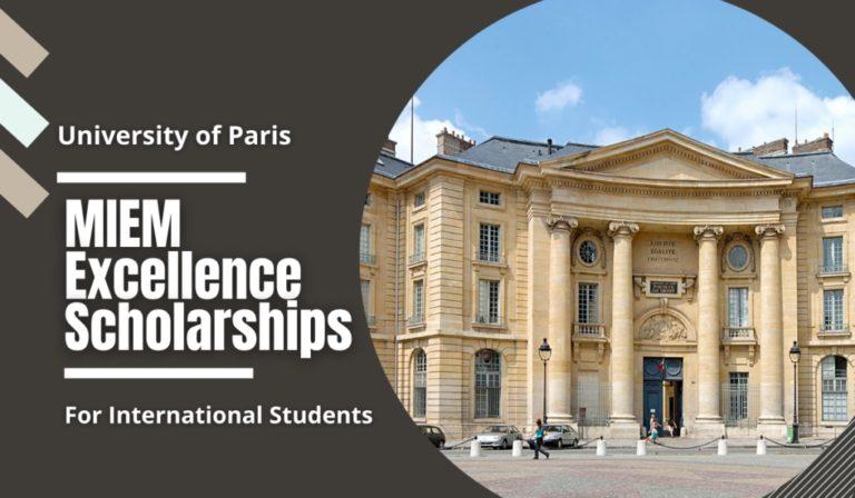 Leiden University Excellence Scholarship (LExS) 2021, Netherlands