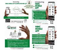 How to Download & Print Improved NIN Slip Using NIMC Mobile App