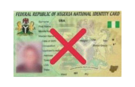 Old National ID Card no Longer Useful, How to get the new one