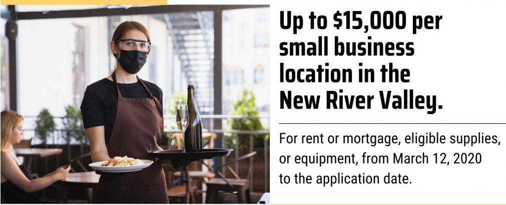 Small business grant program launches in New River Valley, USA (Get Up to $15,000)