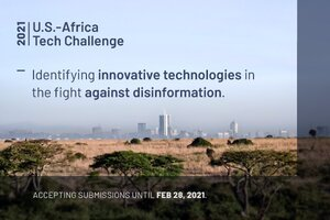 Apply for U.S – Africa Tech Challenge 2021 for Africans ($250,000 USD in Funding)