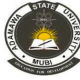 Adamawa State University (ADSU) Admission List for 2020/2021 Academic Session 2