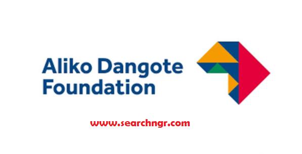 Aliko Dangote Foundation Grants 2021 - Disburses N3.9bn to Nigeria Youths, Apply