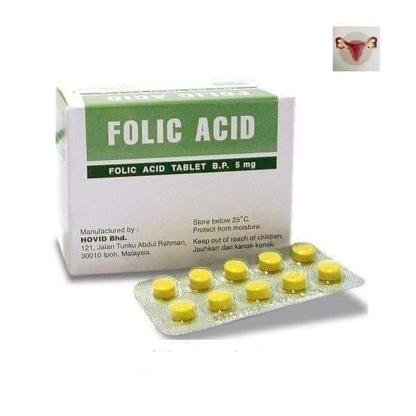 2021: Importance of Folic Acid to Pregnant Women