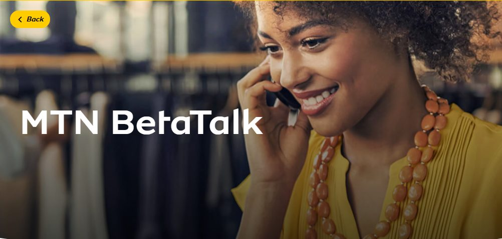 MTN beta talk for free.