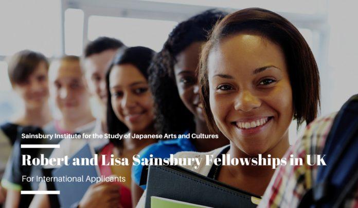 Apply for Robert and Lisa Sainsbury Fellowships 2021-22 (Up to £24,000)