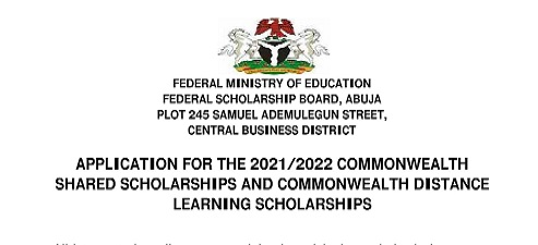Application for COMSATS University Scholarship 2021/2020 (Guidelines)