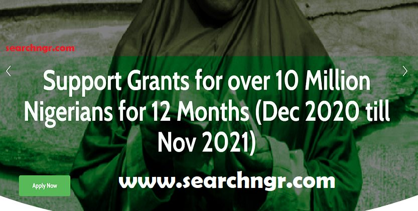 Apply for Support Grants Nigeria 2021 (Get N20,000 Monthly) - supportgrants.ng