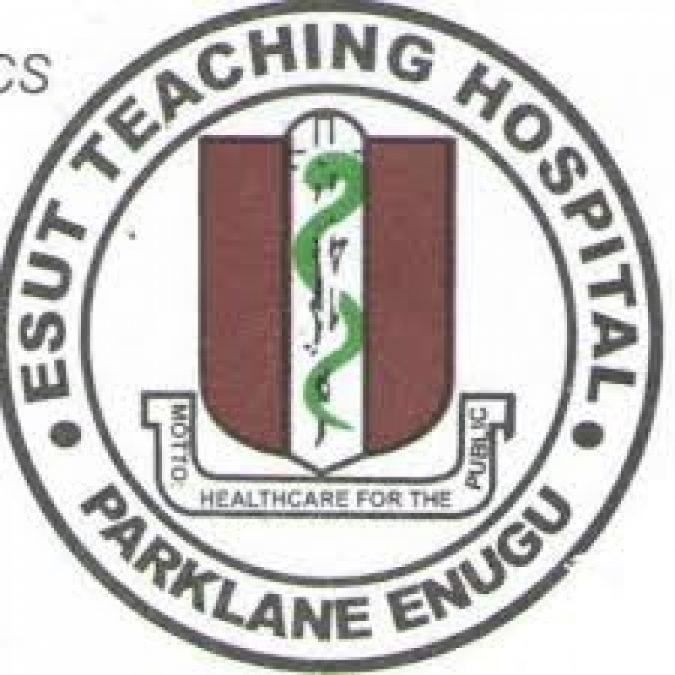 Enugu state university of Technology (ESUT) Teaching Hospital School Of Nursing Admission Form for 2021/2022 Academic Session 1