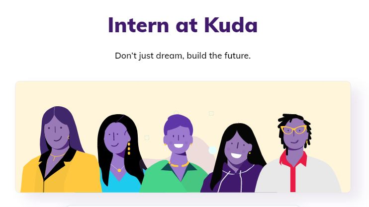 Apply for Kuda Bank Internship Programme 2021