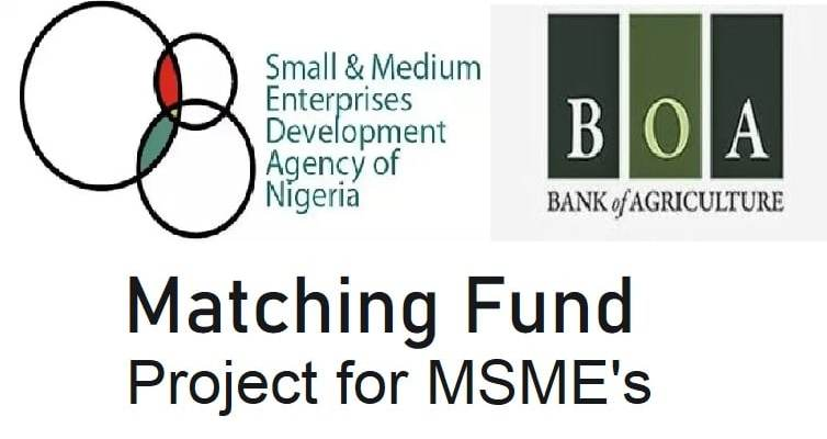 Apply for SMEDAN-BOA Matching Fund Loan (N1.5m to N5m) for MSME 2021