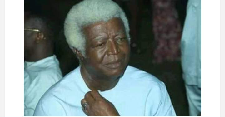 Breaking: Nollywood veteran, Bruno Iwuoha, is dead