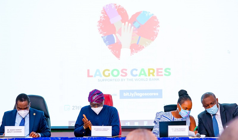 "Apply for ""Lagos Cares"" MSMEs Programme (N7.6 Billion to be Disbursed)"