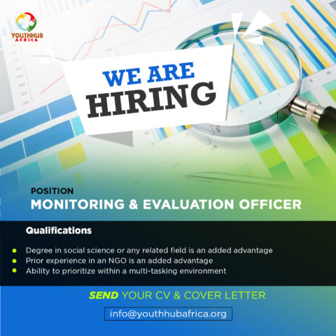 Call for Applications: Account Officer at YouthHubAfrica 1