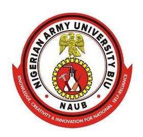 Nigerian Army University Biu (NAUB) Remedial Results for 2019/2020 Academic Session 1