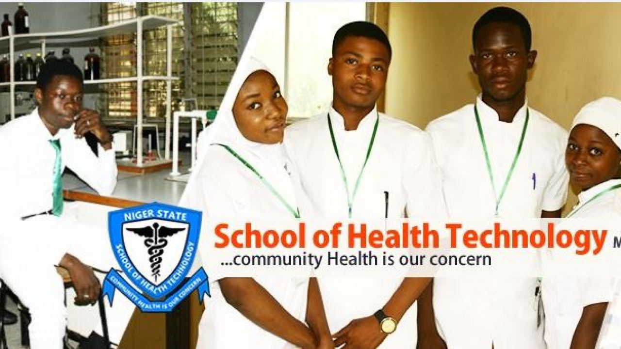 School Of Health Technology Minna Admission Form for 2021/2022 Academic Session 1
