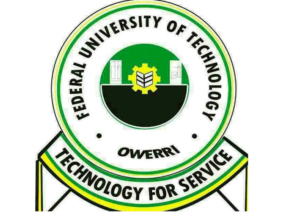Federal University of Technology Owerri (FUTO) Supplementary Admission List for 2020/2021 Academic Session | 1st Batch 1