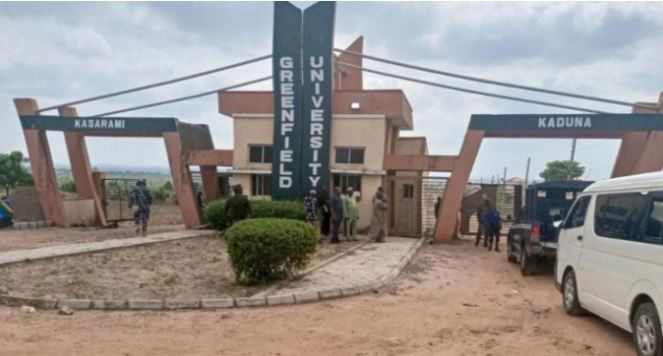 Greenfield University: ALL remaining students have been released