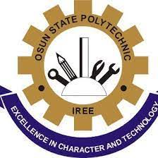 Osun State Polytechnic (OSPOLY) Iree DPT Orientation Programme Schedule for 2020/2021 Newly Admitted Students 1